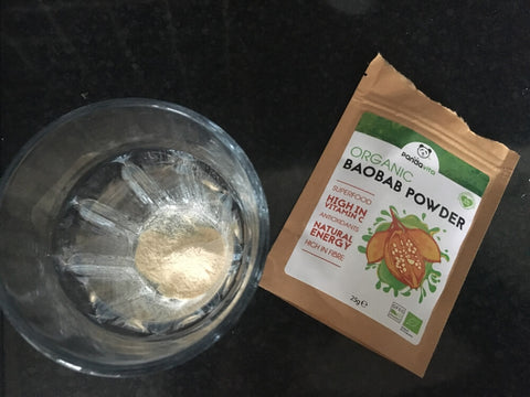 Baobab Powder Review: Dimplebug