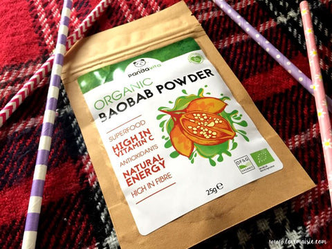 Baobab Powder Review: Love, Maisie