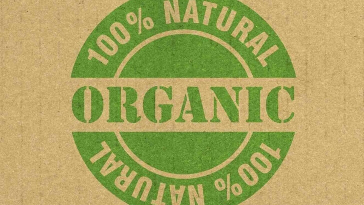5 Health Benefits of Organic & Natural Products