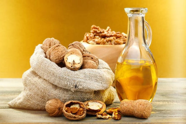 Olive Oil and Nuts for sleep apnea