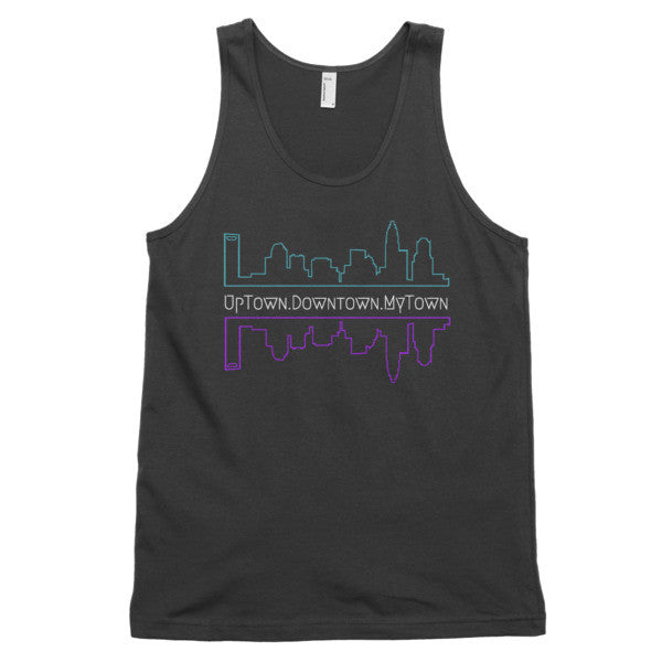 Classic tank top (unisex) - Charlotte Apparel Co. - 1