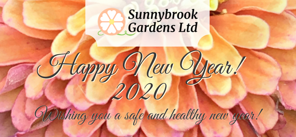 Happy New Year from all of us at Sunnybrook Gardens Ltd!