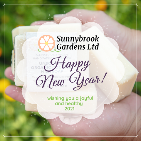 Happy New Year from Sunnybrook Gardens Ltd