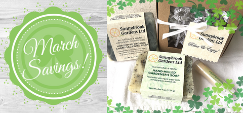 March Savings to Relax and Enjoy!