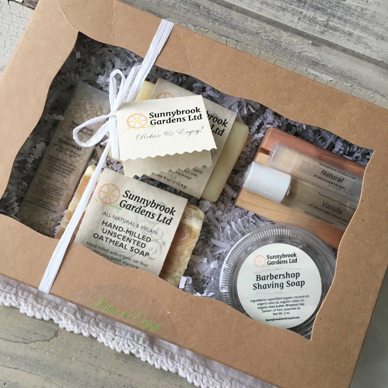 Large Sampler Gift Set from Sunnybrook Gardens Ltd