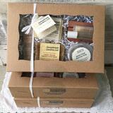 Relax and Enjoy our Large Sampler GIft Sets