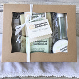 Relax and Enjoy our Herb Garden Collection Spa Day Gift Set