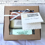 Enjoy our Small Gift Box in our Green Herb Garden Collection