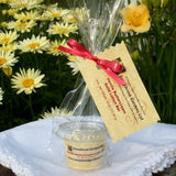 VANILLA BUTTERCREAM SOLID LOTION AND MASSAGE BAR, ALL NATURAL AND VEGAN FRIENDLY