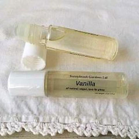 Vanilla Lava Lip Gloss, all natural and vegan friendly with organic ingredients