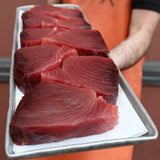 Yellowfin Tuna (Ahi) Steaks