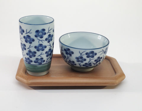 Floral Aroma Cup Set