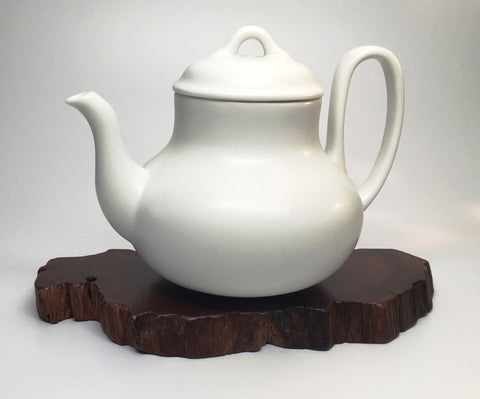 White Celadon Tea Pot
