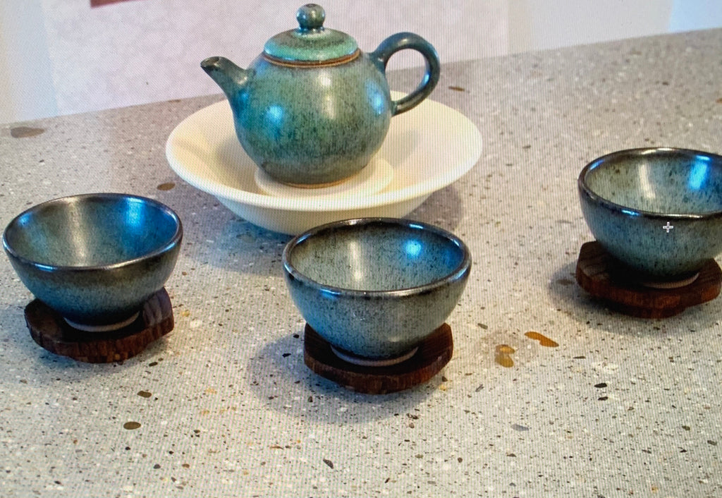 Artisan Tea Set