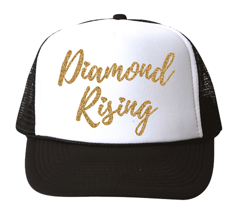 Diamond Rising - Trucker Hat (2 Colors)