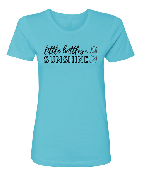 Little Bottles of Sunshine Tee (6 colors)