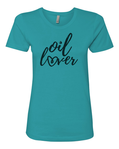 Oil Lover Tee (5 colors)