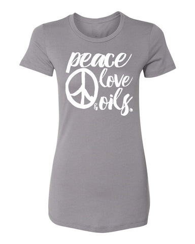 Peace Love & Oils T-Shirt
