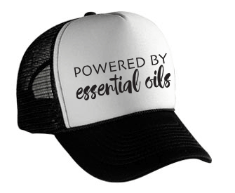 Powered By Essential Oils - Trucker Hat (4 colors)