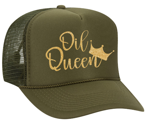 Oil Queen - Trucker Hat (3 Colors)