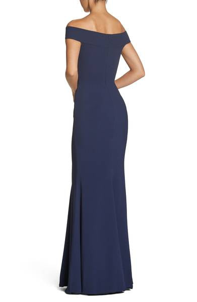 KIERA MIDNIGHT BLUE GOWN