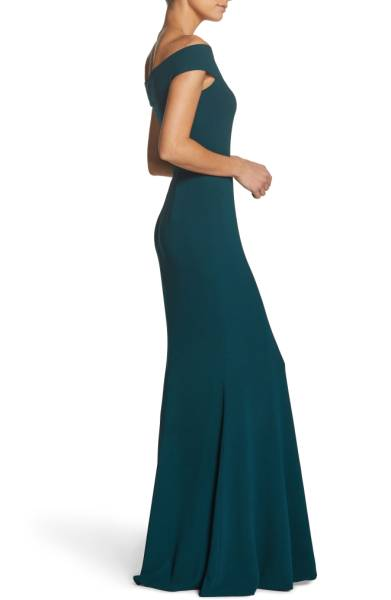 KIERA GREEN GOWN