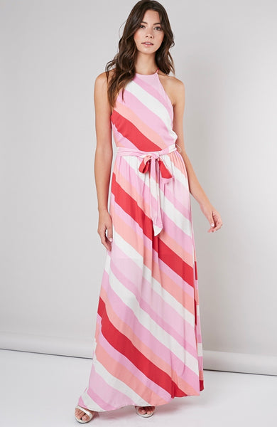 STAUD MAXI DRESS