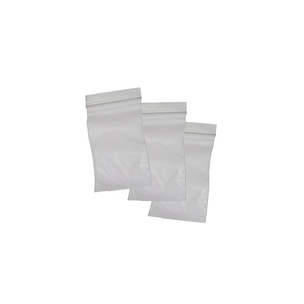 "Clear 1"" x 2"" inch zip lock baggies tiny bags for Pocketbands"