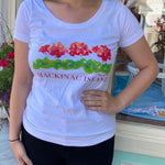 Load image into Gallery viewer, Mary Lou Peters I Geranium T-Shirt