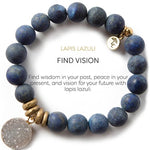 Load image into Gallery viewer, Lenny & Eva I Gemstone Bracelet