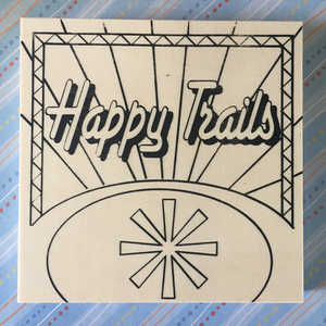 Happy Trails | Coloring Board Kit