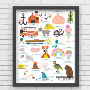 Imagination Art Print | Lucy Darling