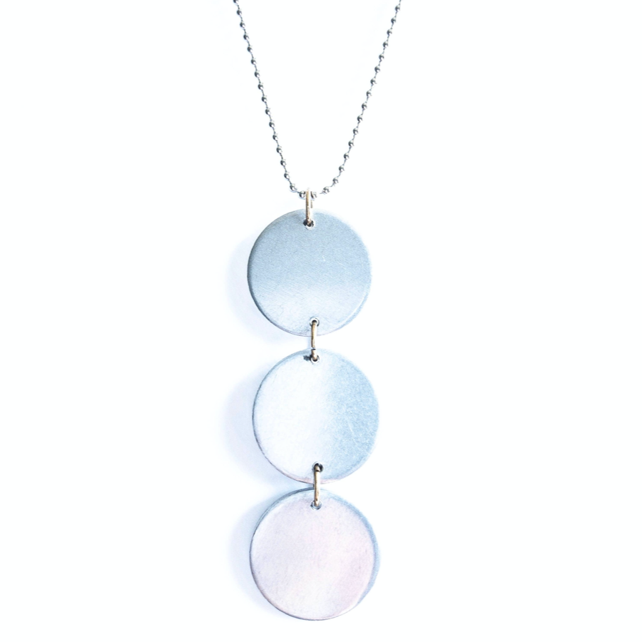 Mend on the Move | Stepping Stones Necklace