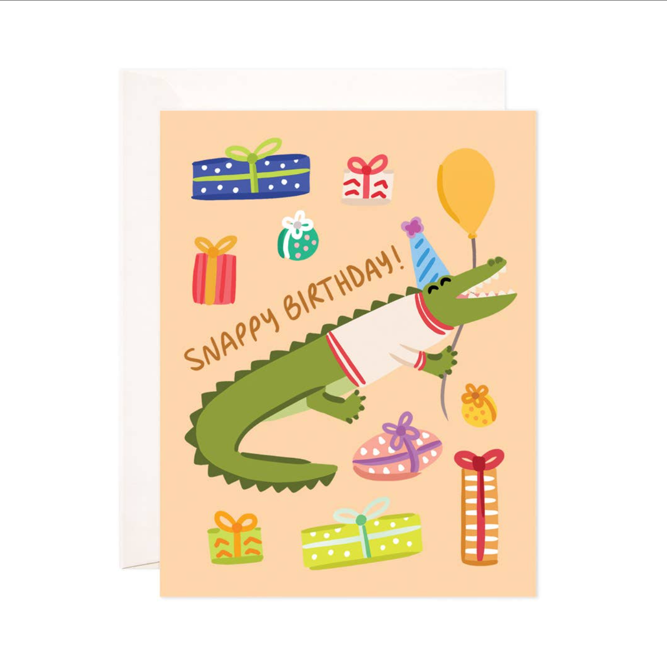 Bloomwolf Studio I Greeting Card