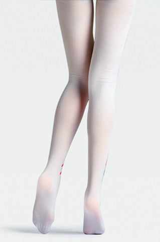 Viken Plan Colorful Design Pantyhose