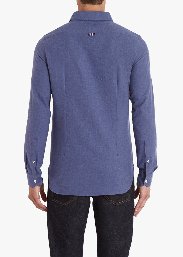 Gin Lane Greenport Cotton Shirt