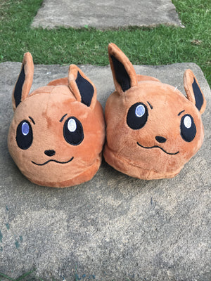 Eevee Slippers