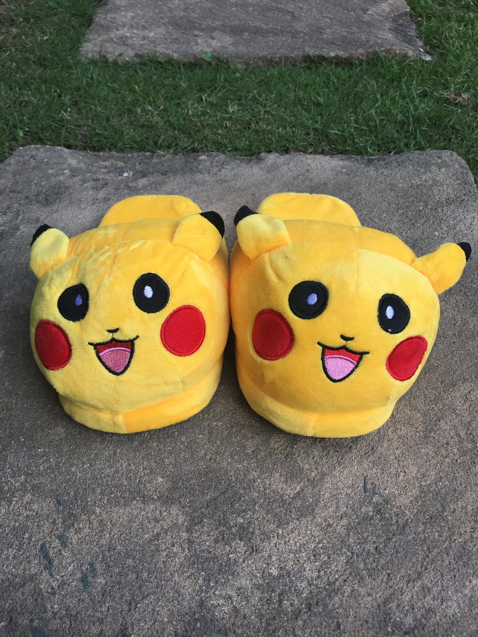 Pikachu Slippers