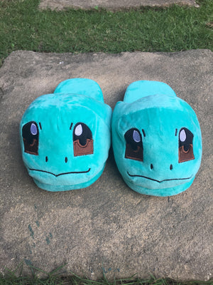 Squirtle Slippers