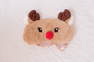 Reindeer Sleeping Mask