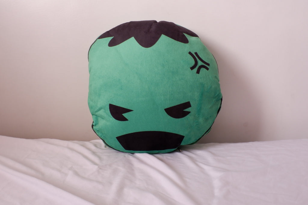 Hulk Pillow Blanket