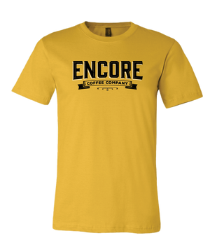 Unisex Logo T-Shirt - Encore Coffee Company