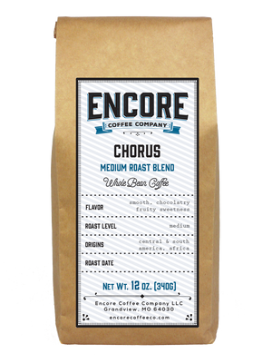 Chorus Blend - Encore Coffee Company