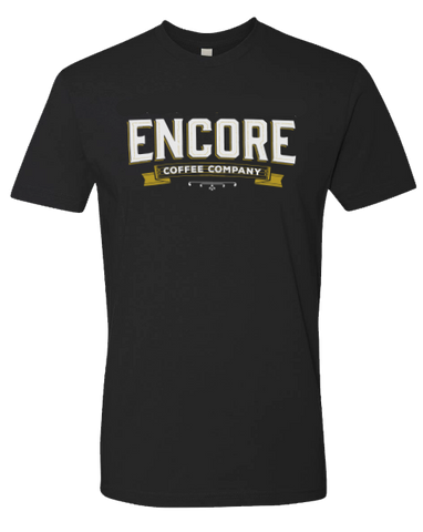 Men's Logo T-Shirt - Encore Coffee Company