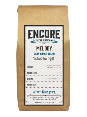 Melody Blend - Encore Coffee Company