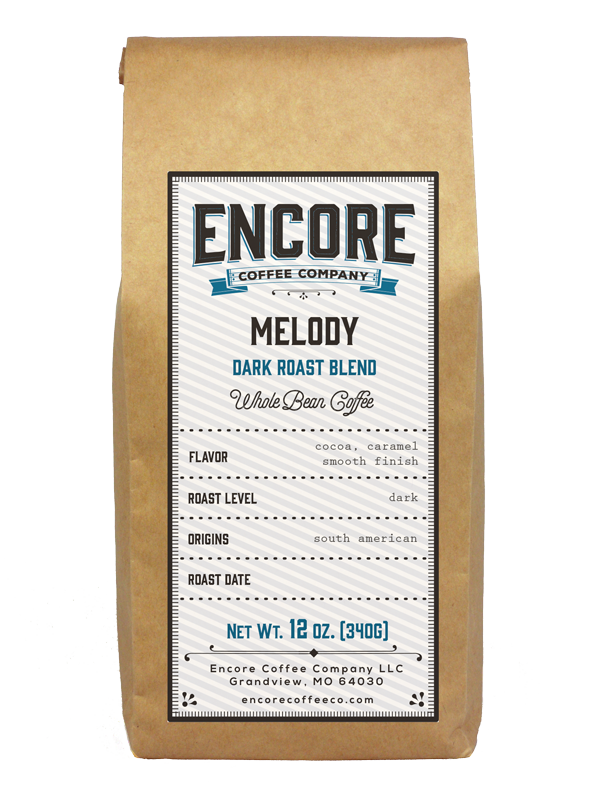 Melody - Dark Roast Blend