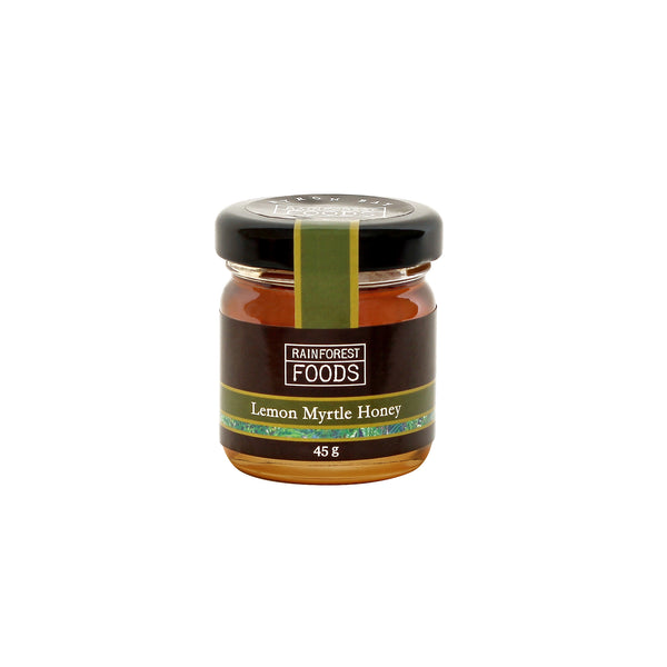 Lemon Myrtle Honey 45g