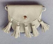 Fringe Tassel Flap Crossbody Purse Girls Kids Toddler Children Infant Baby Clothes