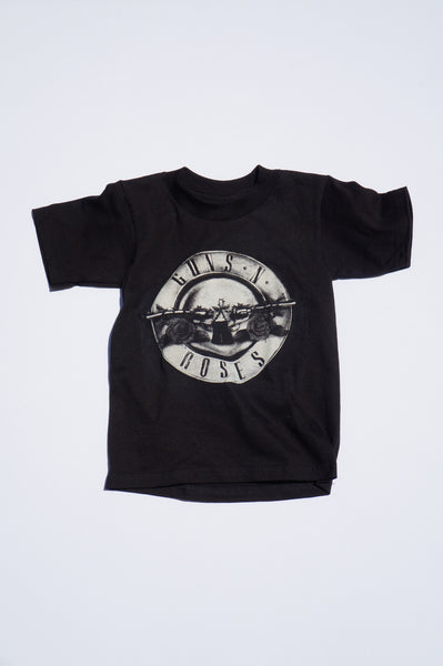 Guns N Roses Tee - Black & White  final sale