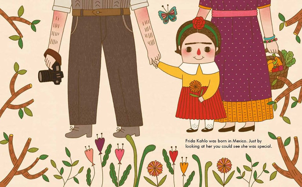 Children's Book Frida Kahlo